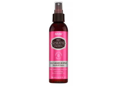 Hask Keratin Protein 5-In-1 Leave-In Spray, 6 fl oz/175 ml, Pack Of 2
