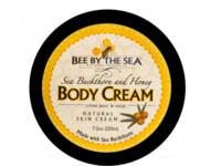 Bee By The Sea Body Cream, Sea Buckthorn And Honey, 7.5 oz - Image 2