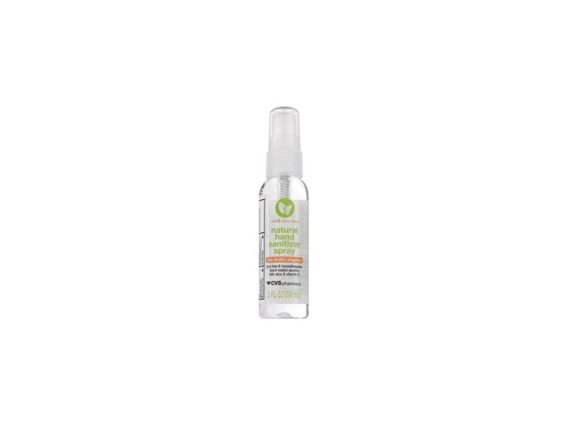 CVS Pharmacy Natural Hand Sanitizer Spray