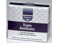 Water Jel Triple Antibiotic Ointment Pack, 0.5 Gram, 25-Count Boxes (Pack of 3) - Image 2