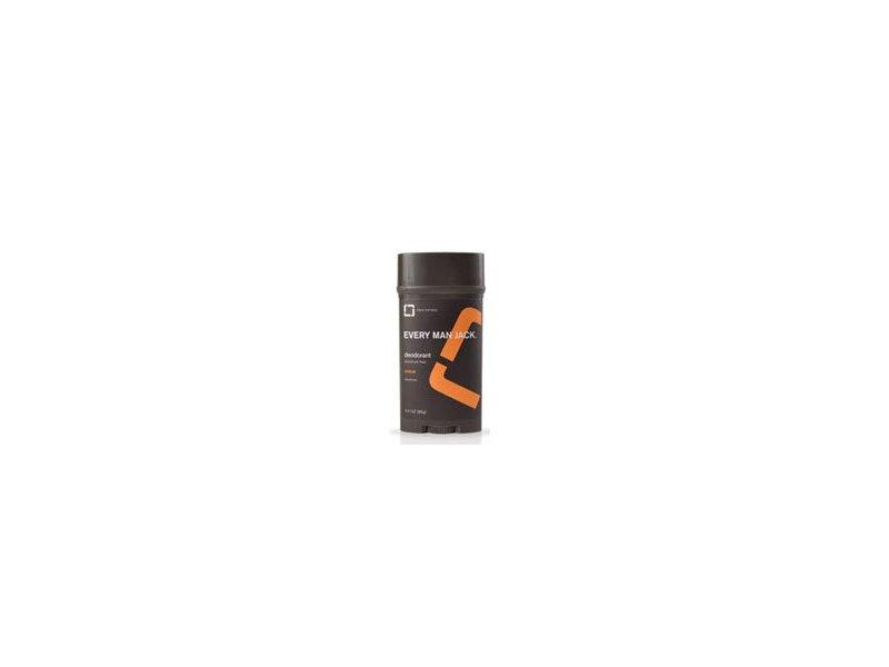 Every Man Jack Aluminum Free Deodorant, Citrus, 3 oz