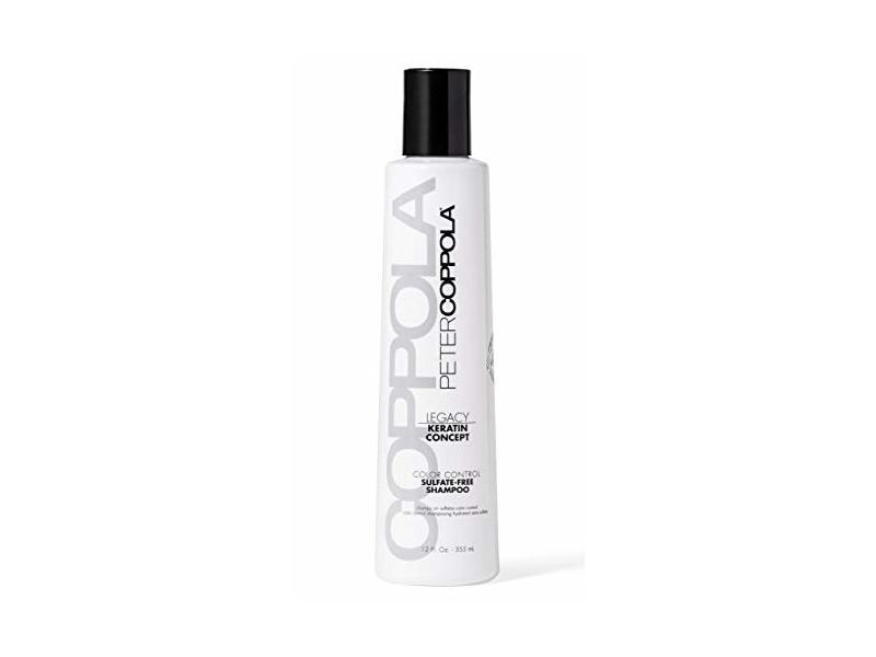 Peter Coppola Keratin Concept Control Shampoo, 12 fl oz/355 ml