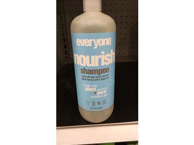 Everyone Nourish Shampoo, 20.3 fl oz - Image 3