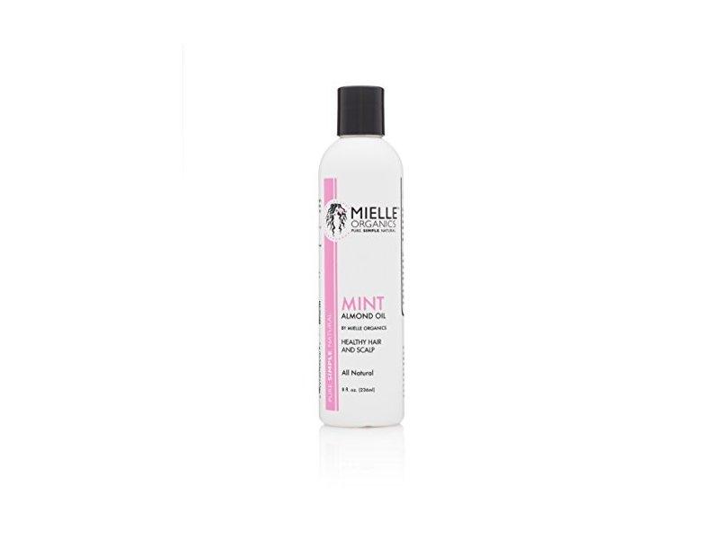 Mielle Organics Mint Almond Oil For Hair 8 oz