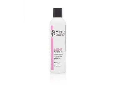 Mielle Organics Mint Almond Oil For Hair 8 oz