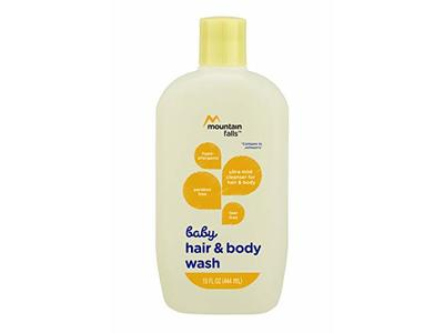 Mountain Falls Baby Hair and Body Wash, 15 fl oz