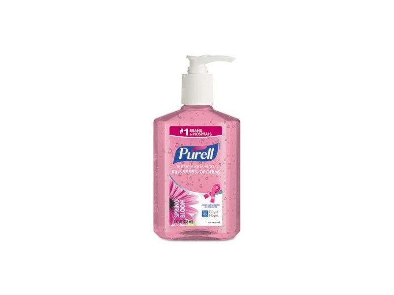 Purell Spring Bloom Instant Hand Sanitizer, 8oz