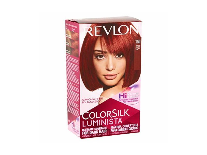 Revlon ColorSilk Luminista Hair Color [150] Red 1 ea (Pack of 2)