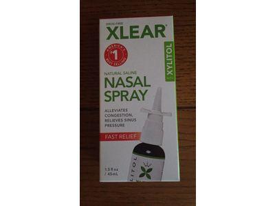Xlear Nasal Sinus Spray, 1.5 fl oz - Image 3