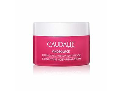 CaudalÍe VinoSource S.O.S. Intense Moisturizing Cream (50 mL)