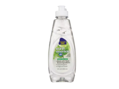 Total Home Earth Essentials Liquid Dish Soap, 9 fl oz