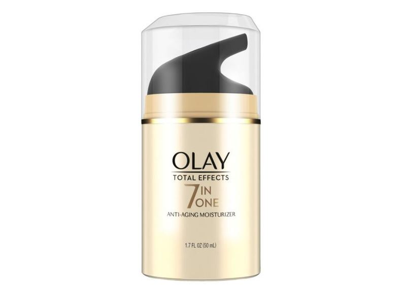 Olay Total Effects 7-In-1 Anti-Aging Daily Face Moisturizer, 1.7 fl oz