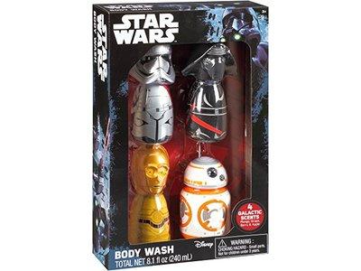 Star Wars Body Wash Set, Galactic Scents, 8.1 fl oz