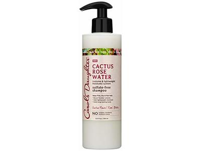 Carols Daughter Cactus Rose Water Sulfate-Free Shampoo, 12 Fluid Ounce