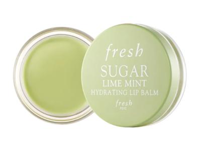 Fresh Sugar Hydrating Lip Balm, Lime Mint, 0.21 oz/6 g