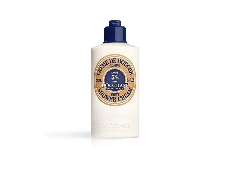 L'Occitane Shea Butter Ultra Rich Shower Cream, 8.4 Fl Oz