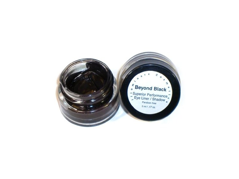 Illuminare Cosmetics Beyond Black Everlasting Eyeliner