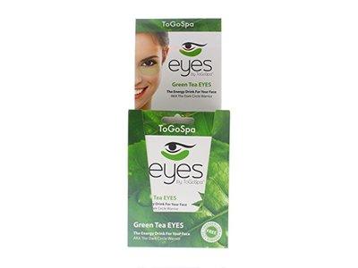 ToGoSpa Under Eye Collagen Gel Pads- 10 Packs - 30 Pair - Image 6