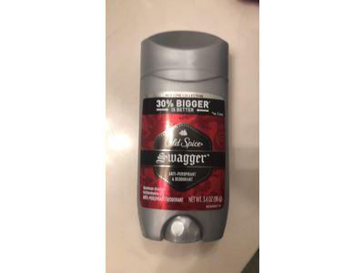 Old Spice Antiperspirant & Deodorant, Swagger, 3 4 oz