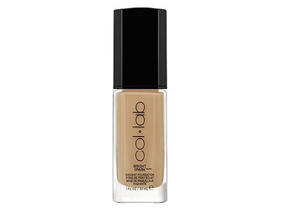 COL-LAB Bright Spark Radiant Foundation, Ivory 02, 1 fl oz