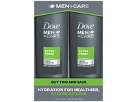 Dove Men+Care Body and Face Wash For Dry Skin Extra Fresh - Image 2