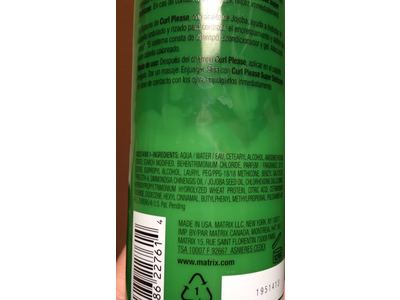 Matrix Total Results Curl Please Conditioner, 10.1 Fluid Ounce - Image 4