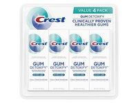 Crest Gum Detoxify Toothpaste, Deep Clean, 4.1 oz - Image 2