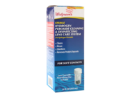 Walgreens Hydrogen Peroxide Cleaning & Disinfecting Solution, 12.0 fl oz - Image 2
