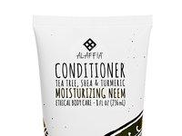 Alaffia Neem Turmeric Moisturizing Conditioner, 8 oz - Image 6