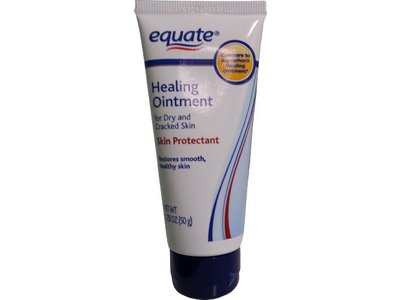Equate Healing Ointment for Dry and Cracked Skin