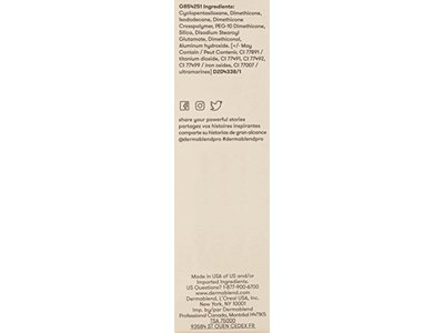 Dermablend Flawless Creator Liquid Foundation Makeup Drops, Oil-Free, Water-Free, 37N, 1 Fl. Oz. - Image 13
