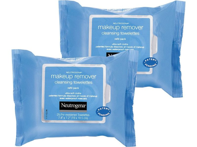 Neutrogena Makeup Remover Cleansing Towelette 25 Ct