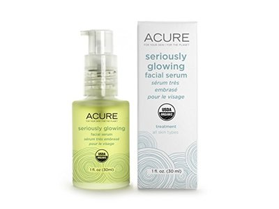 ACURE Seriously Glowing Facial Serum, 1 oz