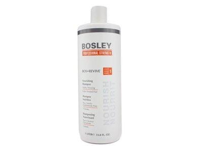 Bosley Professional Strength Bos-Revive Nourishing Shampoo, 33.8 fl oz