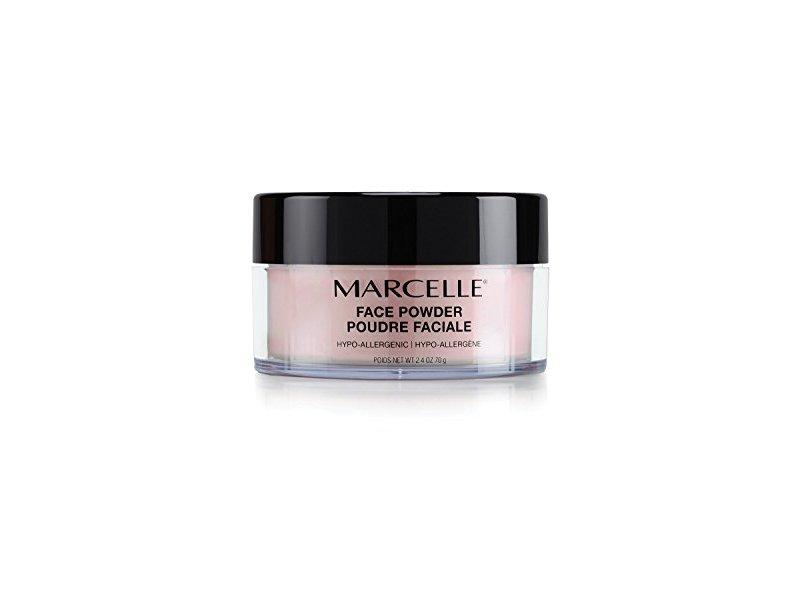 Marcelle Face Powder, Translucent Medium, 2.4 oz/70 g