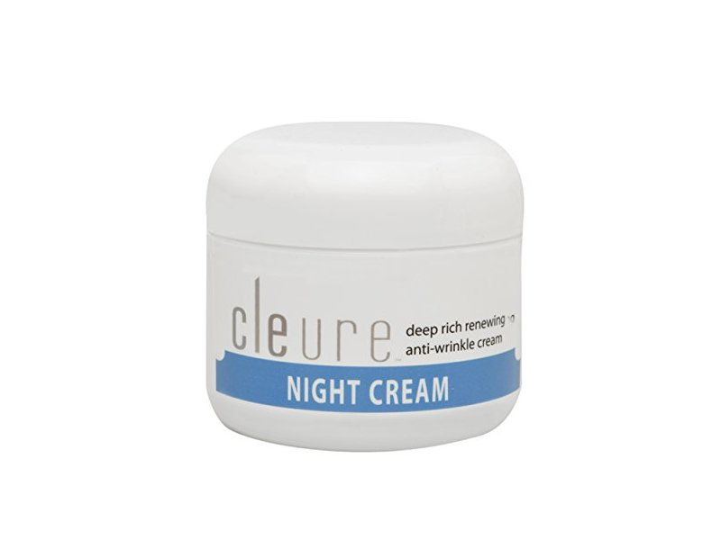 Cleure Night Cream, 2 oz