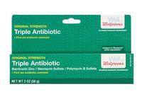 Walgreens Original Strength Triple Antibiotic Ointment, 2 oz - Image 2
