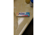 Aim Multi-Benefit Cavity Protection Gel Toothpaste, Ultra Mint 5.50 oz - Image 4