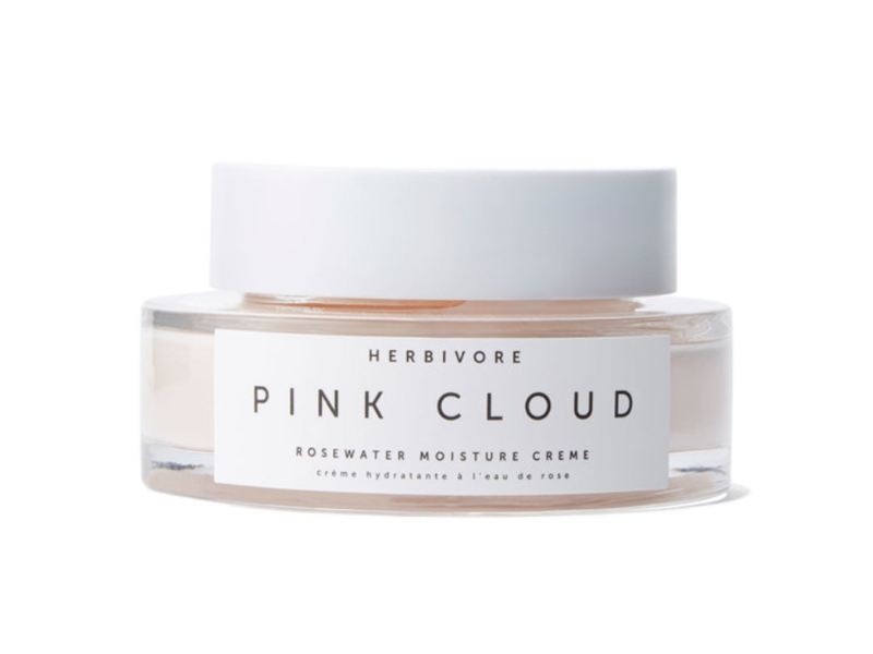 Herbivore Pink Cloud Rosewater Moisture Creme, 1.7 oz