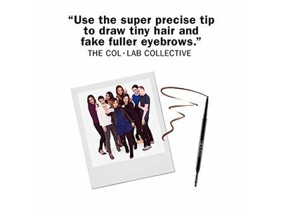COL-LAB Shape & Shade Ultra-Fine Brow Pencil Auburn Auburn - Image 5