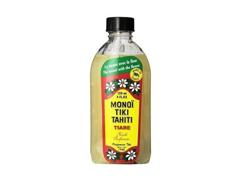 Monoi Tiare Tahiti, Coconut Oil, 4 fl oz