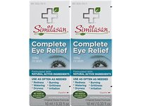 Similasan Complete Eye Relief Eye Drops, 0.33 Ounce - Image 2