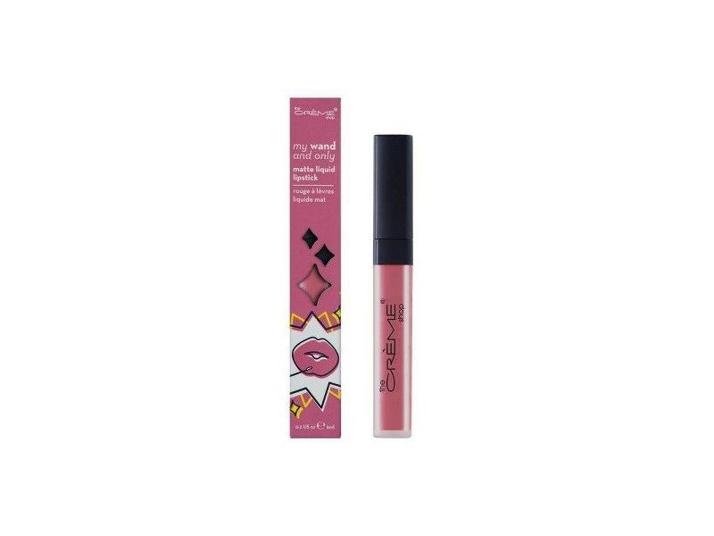 The Creme Shop My Wand & Only Lipstick, Mauve Over