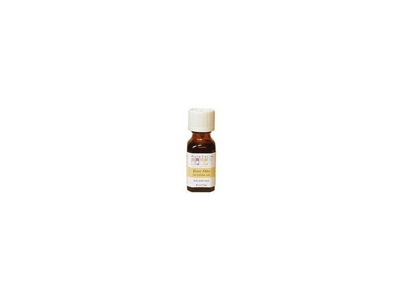 Aura Cacia Process Oil Rose Otto