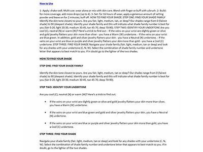 Dermablend Flawless Creator Multi-Use Liquid Foundation, 50W, 1 Fl. Oz. - Image 9