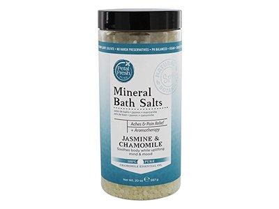 Petal Fresh Pure, Mineral Bath Salts, Jasmine & Chamomile, 1.25 lbs