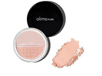 Alima Pure Satin Matte Blush, Mimosa, 0.16 oz - Image 1