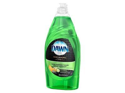 Dawn Ultra Dishwashing Liquid with Olay, Cucumber & Melon, 30 oz