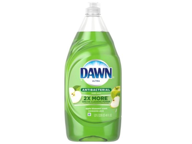Dawn Ultra Dishwashing Liquid Soap, Apple Scent, 41 fl oz