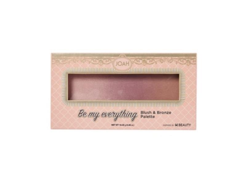 JOAH Be My Everything Glam Palette Blush & Bronze, Sunset